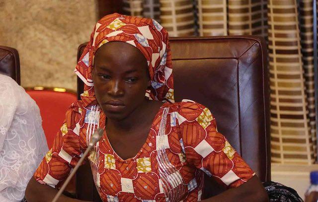 Amina-Ali-Nkeki-boko haram captive