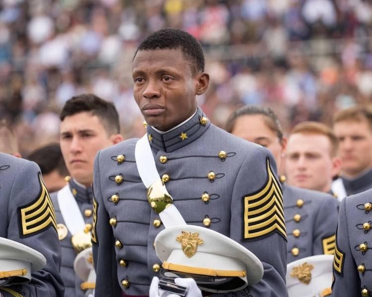 Cadet Alix Idrache Public Domain US Army