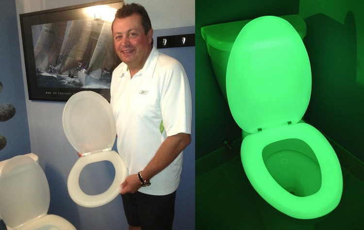 Glow in Dark Toilet Seat FB NightGlowSeats