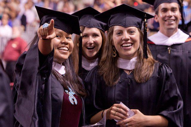 2010 graduation finals