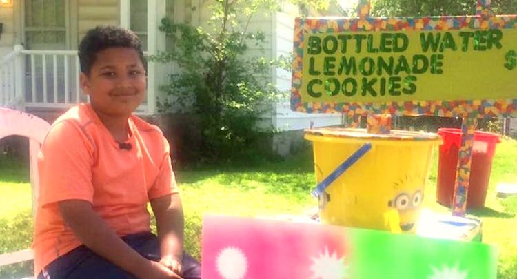 Lemonade Stand Twitter Pat Long