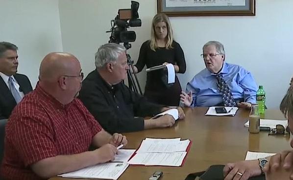Niles Mayor Tom Scarnecchia-WKBN-youtube