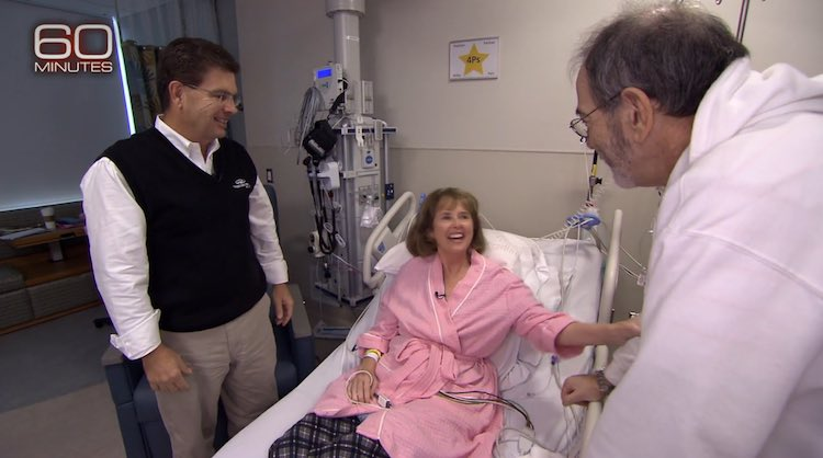 Polio Cures Cancer screenshot 60 Minutes