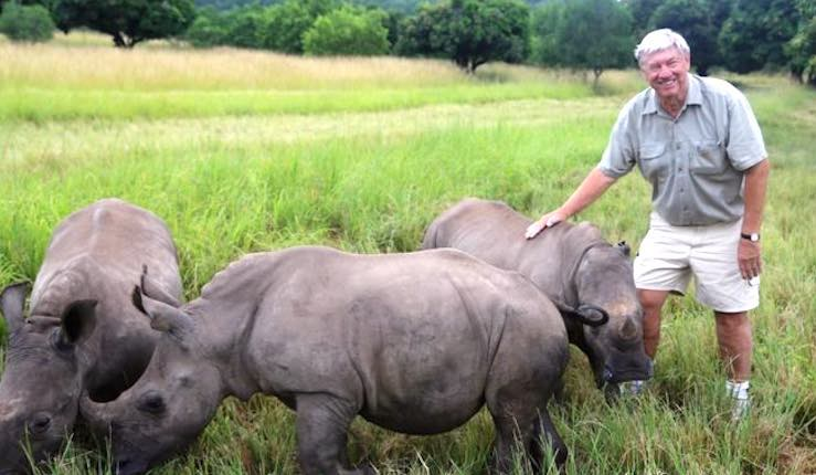 Man Plans to Fly 80 Rhinos to Australia to Protect them From Poachers–and Extinction