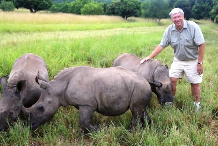 Ray Dearlove released Australian Rhino Project