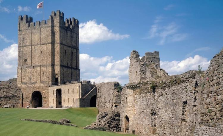 Richmond Castle-North Yorkshire-repubhub