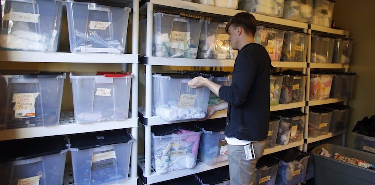 Storage released Amazon