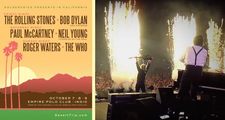 Superstar Rock Concert screenshots Desert Trip