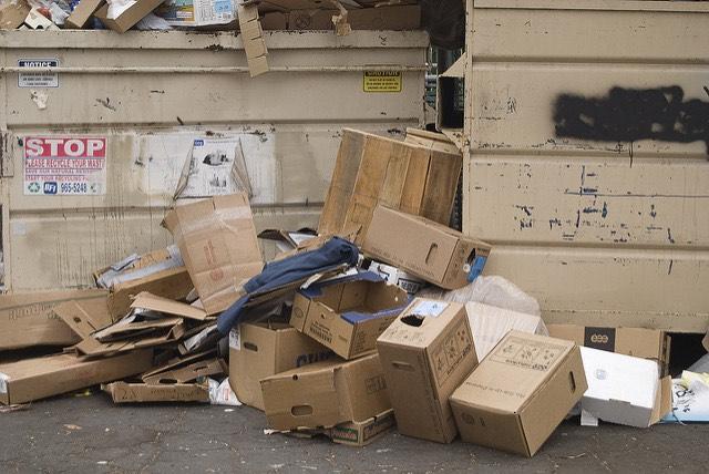 Trash - CC Damien Gadal