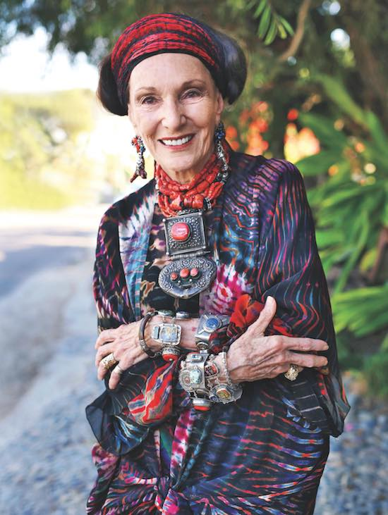 elderly-Barbara Chapman-by-Ari Seth Cohen-Advanced Style-Older and Wiser-released
