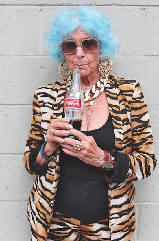elderly-Roberta-Haze-by-Ari Seth Cohen-Advanced Style-Older and Wiser-released