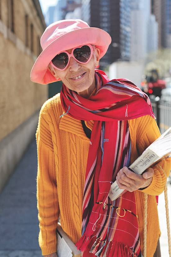 elderly-Upper-West-Side-by-Ari Seth Cohen-Advanced Style-Older and Wiser-released