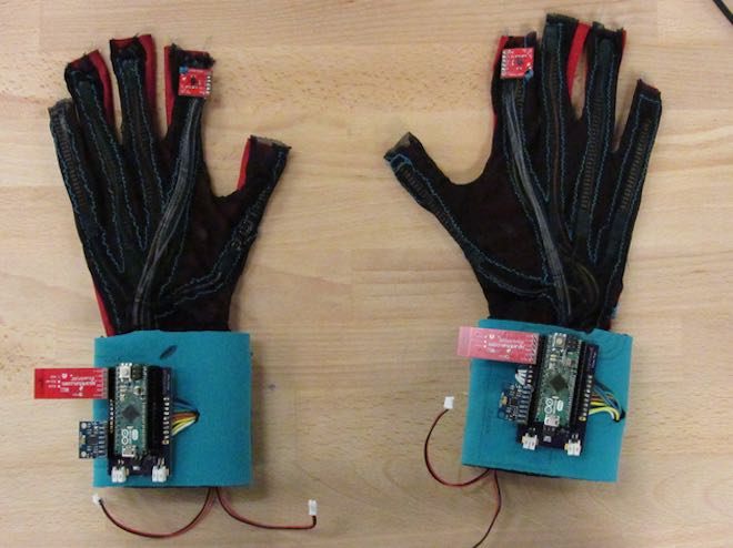 signaloud technology gloves-UW-released