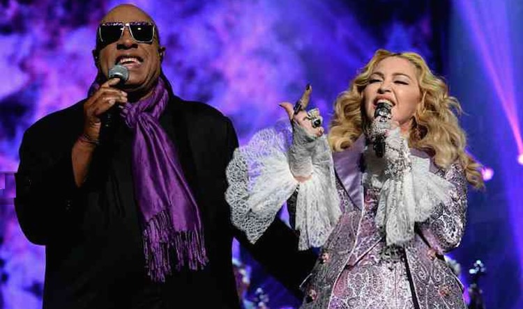 stevie wonder and madonna billboard awards youtube