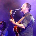 Dave Matthews concert-gw