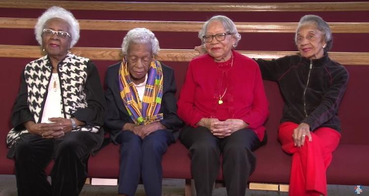 Four Women Turning 100 screenshot Machinists News Network