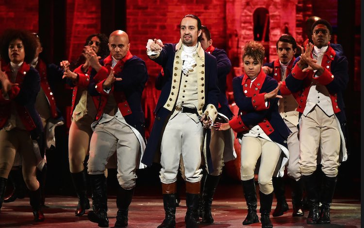 Hamilton-Tony Award Productions 2016-broadway cast