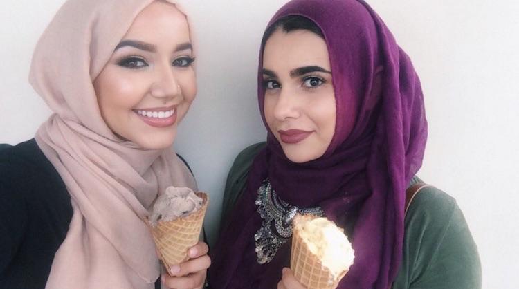Muslim Ice Cream Incident 2 Twitter Malaak Ammari