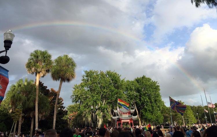 Orlando Rainbow FB Gino Iavarone III