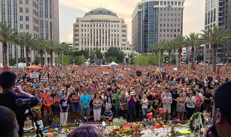Orlando Shooting Response FB Orlando Pulse