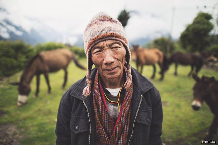 Penjor Bhutan Farmer – Released Donaldo Barros
