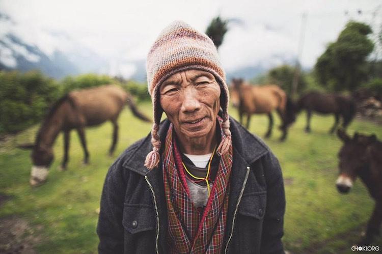 Penjor Bhutan Farmer – Released Donaldo Barros