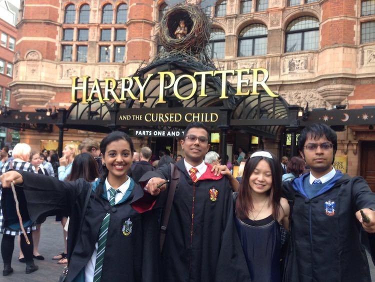 Potter Fans twitter lizo mzimba
