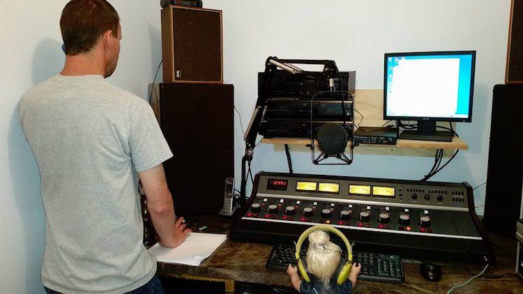 Radio Station FB McCain Enterprises