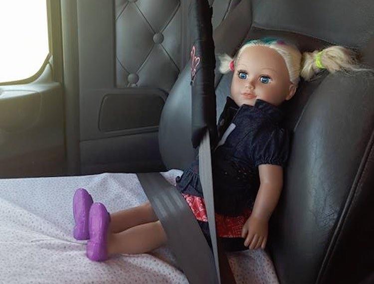 Seatbelt FB McCain Enterprises