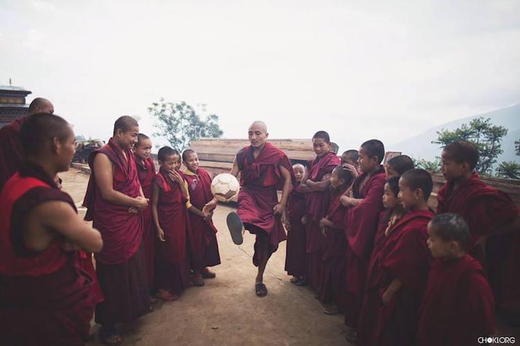 Soccer Monks - Released Donaldo Barros