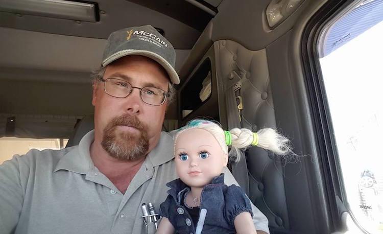 Truck Cab FB McCain Enterprises