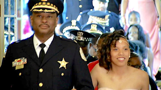 daddy+daughter+officer Chicago Police Dept