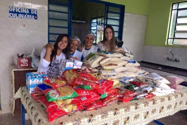 food collection-Brazil-releaased-Medicine college of Itajuba
