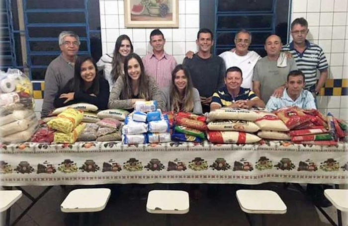 food collections brazil-released-Medicine College of Itajuba