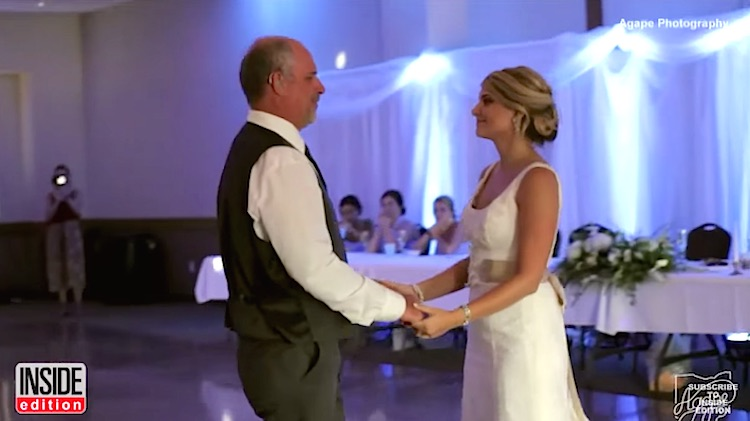 Bride Signs Song So Deaf Dad Can Understand Lyrics For