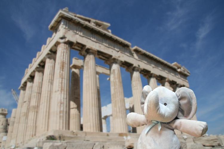 Athens Elephant Toy CC Imgur