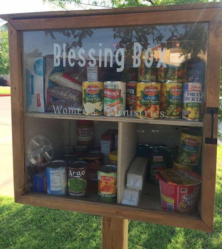 Blessing Box - FLP Facebook