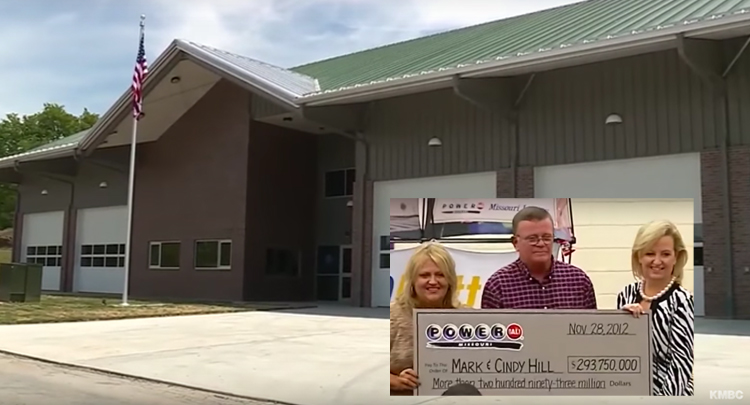 Fire-Station Lottery WInners Built screnshot KMBC