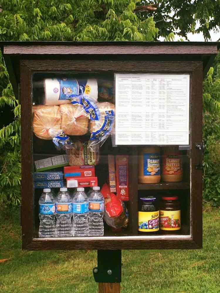 Free Little Pantry - FLP Facebook