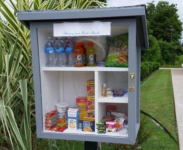 Free Pantry - FLP Facebook