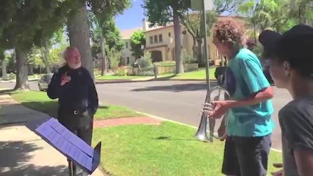 John Williams Meets Kids - Youtube