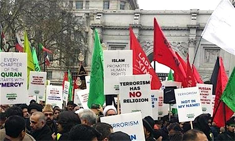 London Twitter Mohammed Al-Sharifi