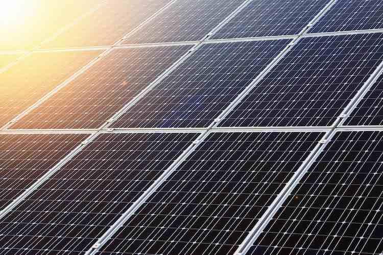 Solar Panels CC PublicDomainPictures