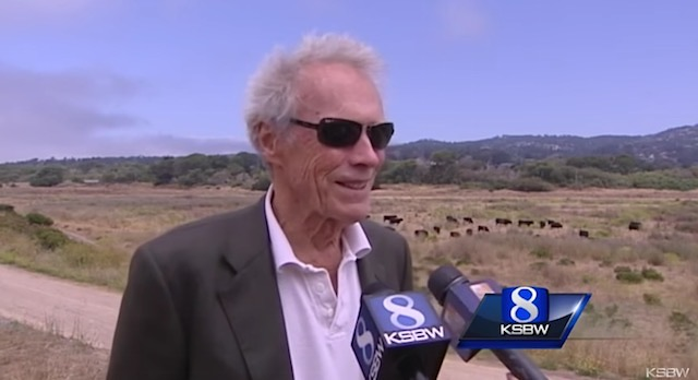 clint eastwood land donation-KSBW-video