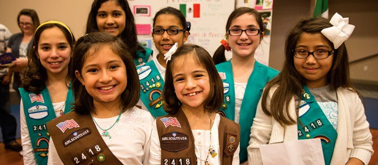 girl scouts-website