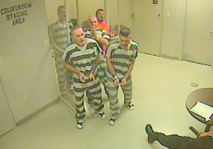 Inmates Break Out Of Jail To Save Life Of Officer Guarding