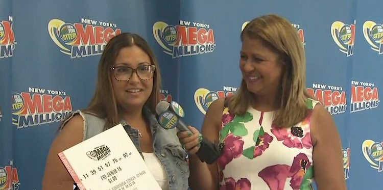 Husband Buys the Wrong Lottery Ticket - and Wins $169Mil for