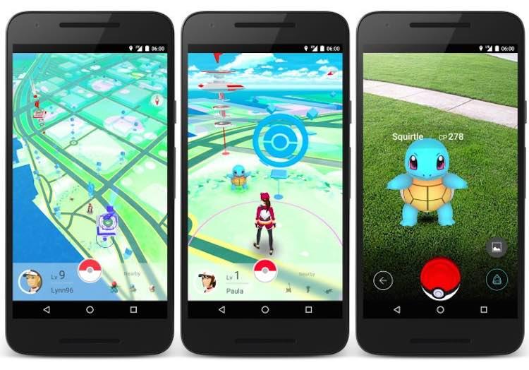 pokemon go-nintendo screenshots