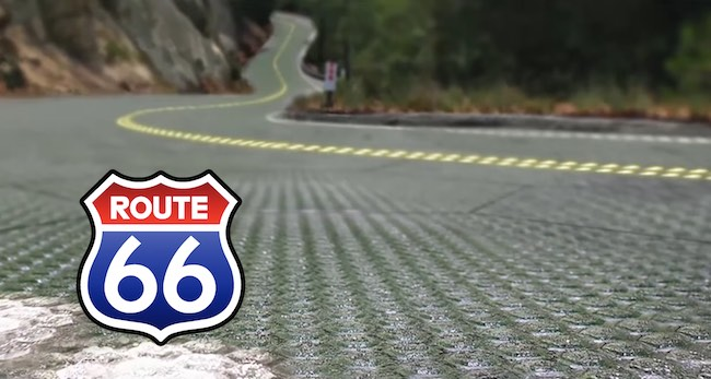 Historic Route 66 To Become Solar Roadways First Highway