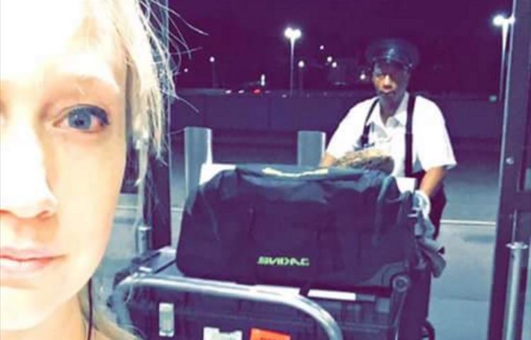 Baggage Handler-Heather Nashelle